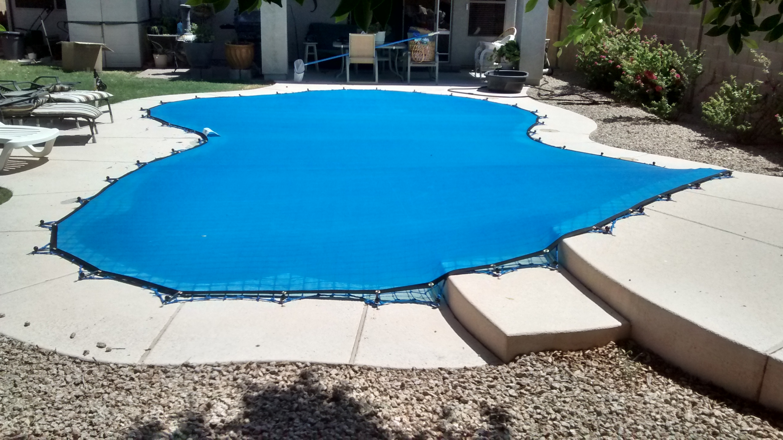 Leaf Pool Cover Custom Leaf Pool Cover Keep Your Pool