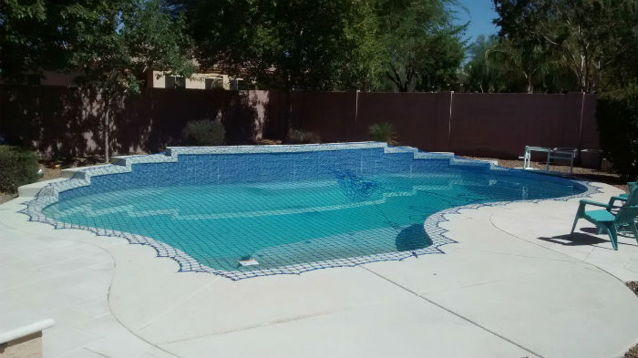 Pool Safety Net | Need A Pool Net Cover In Phoenix? | Visit A Safe Pool